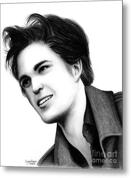 Edward Cullen Metal Print