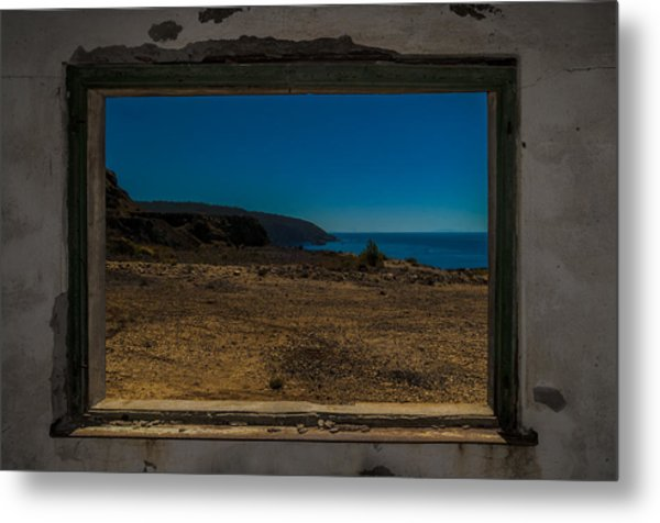Elba Island - Inside The Frame - Ph Enrico Pelos Metal Print