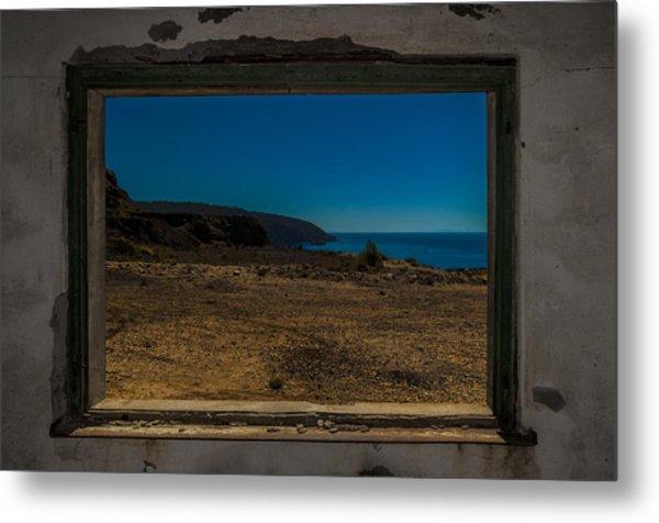 Metal Print featuring the photograph Elba Island - Inside The Frame - Ph Enrico Pelos by Enrico Pelos