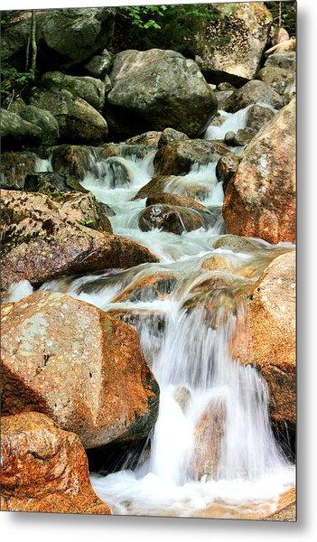 Element Water Metal Print