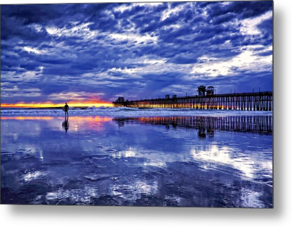Endless Dreams Metal Print by Donna Pagakis