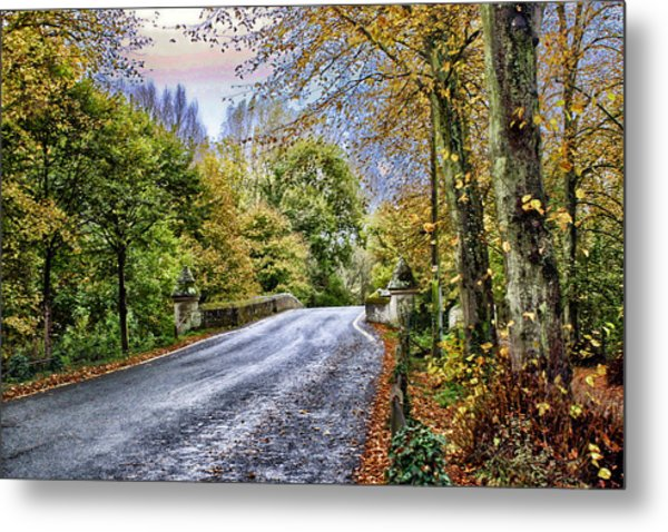 England Country Side Metal Print by Neil Campbell