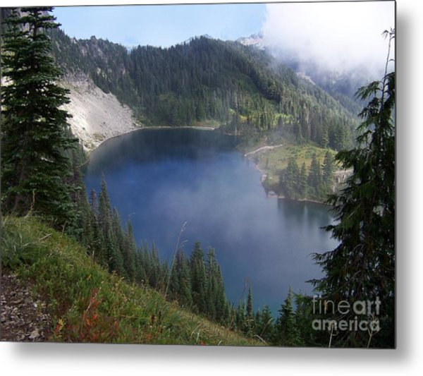 Eunice Lake  Metal Print