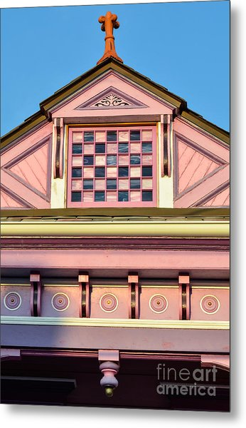 Everything Pink Metal Print by Jeanne  Woods