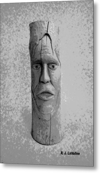 Expression From Within Metal Print