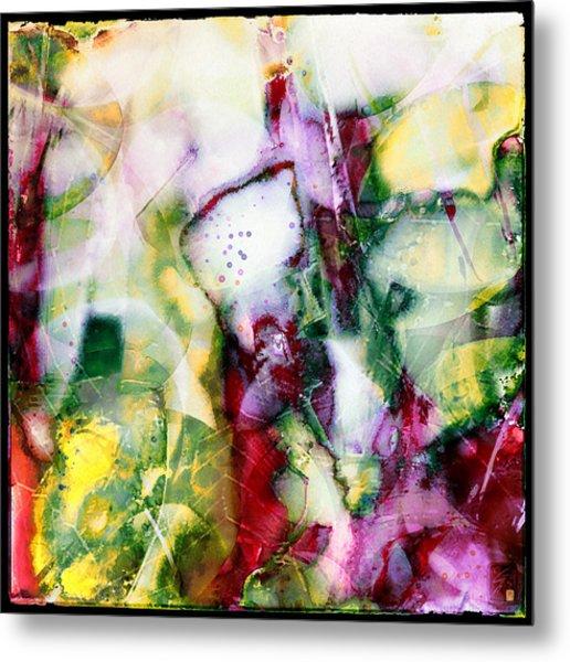 Faberge Metal Print by Greta Thorsdottir