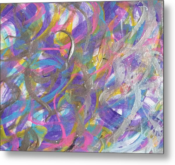 Faith Hope And Love  Metal Print by Bethany Stanko