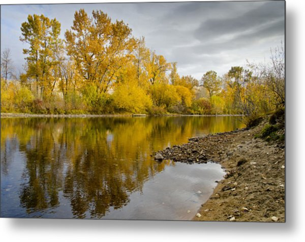 Fall River 1 Metal Print
