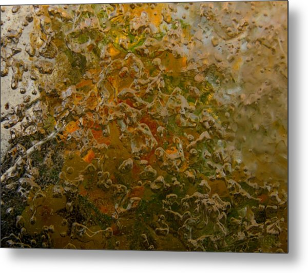 Metal Print featuring the photograph Fall To Pieces by Sami Tiainen