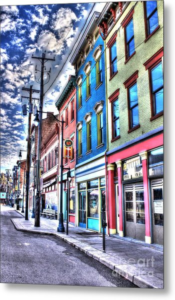 Findlay Market 1 Metal Print