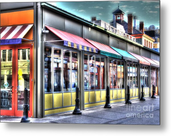 Findlay Market 2 Metal Print