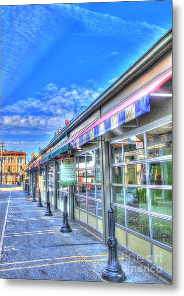 Findlay Market 3 Metal Print