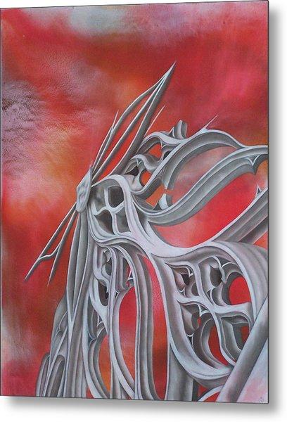 First Light Metal Print by Ian Hemingway