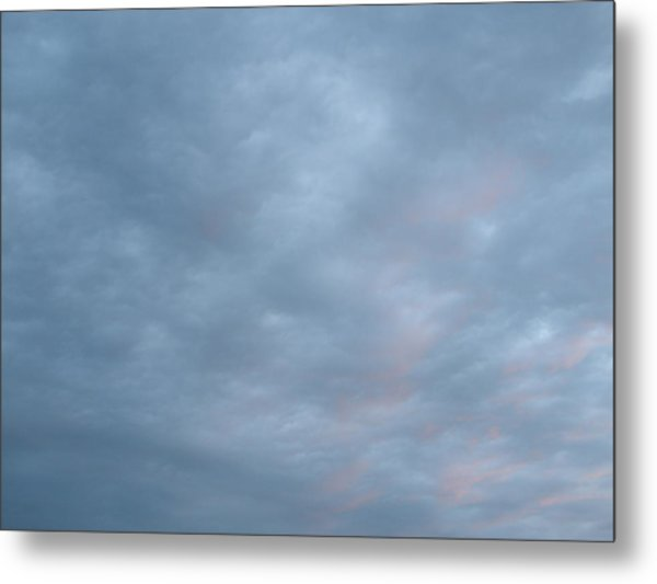 Florida Sky II Metal Print by Suzanne Fenster