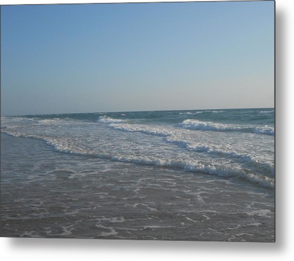 Flow Of Grace Metal Print by Sheila Silverstein