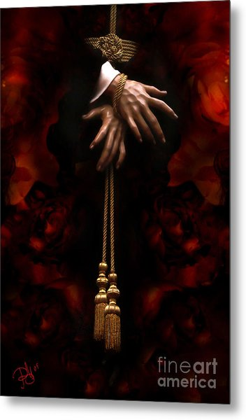 Flowers Of The Passion Metal Print