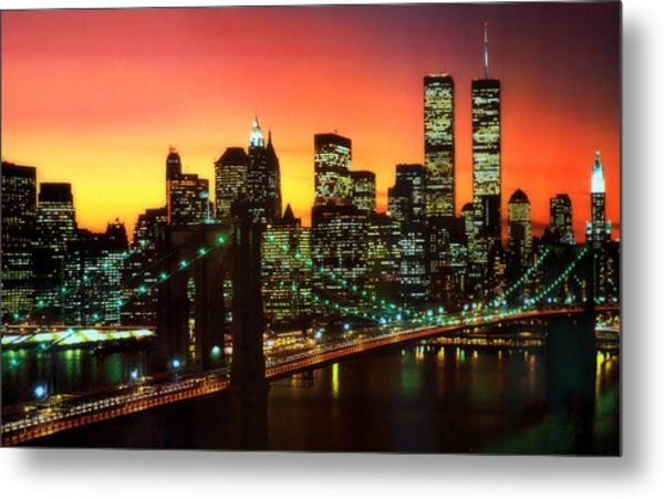 Forever In My Heart Metal Print