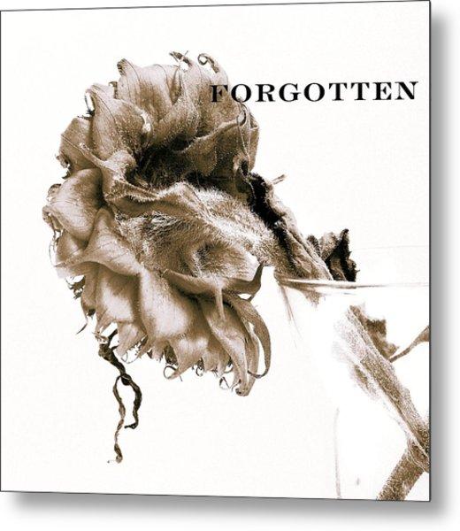 Forgotten Metal Print