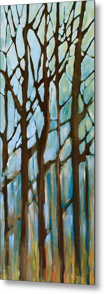 Found In The Trees Metal Print by Lisa Masters