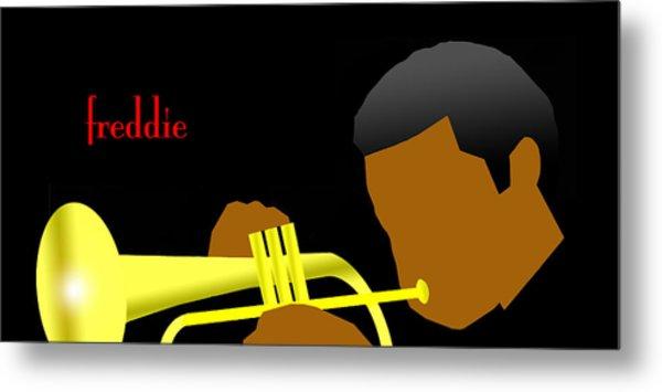 Freddie Hubbard Metal Print