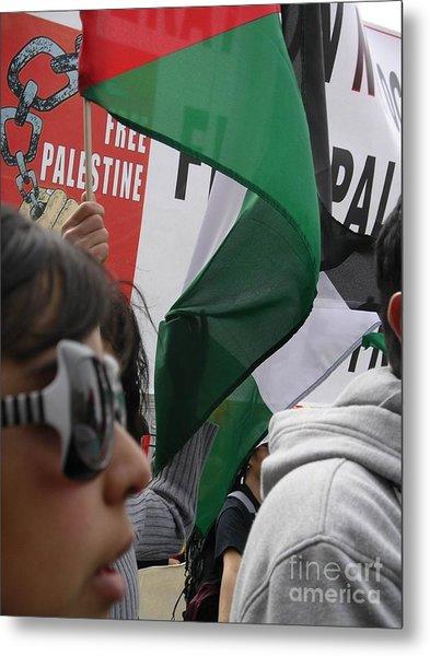 Free Palestine Metal Print