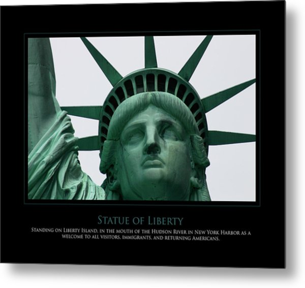 Freedom Metal Print by Jim McDonald Photography