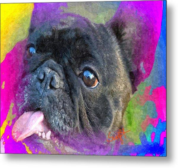French Bulldog Metal Print by Char Swift