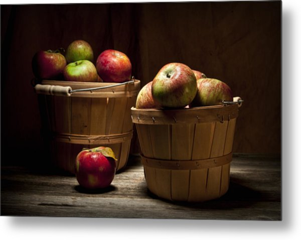 Fresh From The Orchard IIi Metal Print