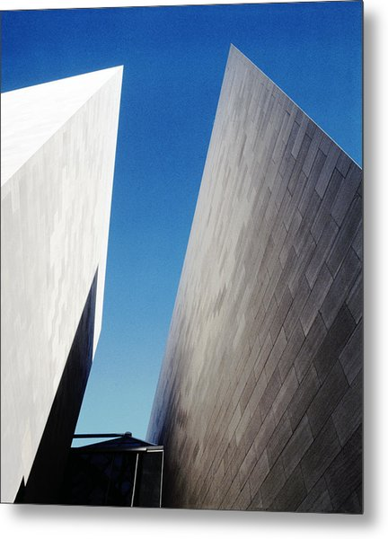 Gallery Abstract Metal Print by Jan W Faul