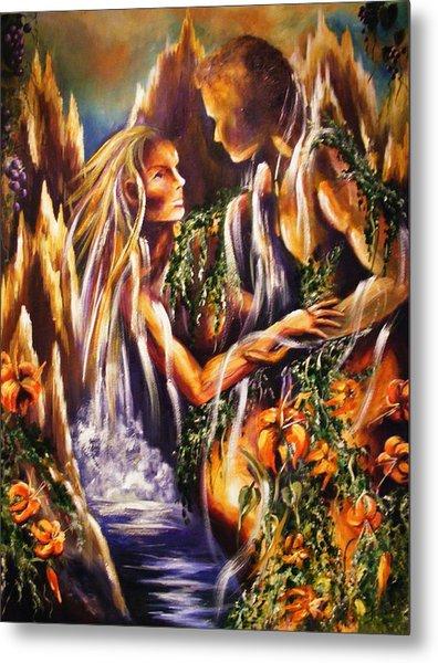 Garden Of Earthly Delights Metal Print