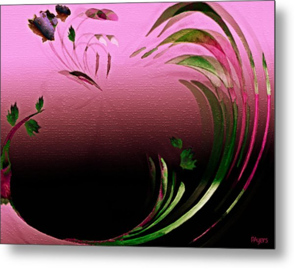 Germination Metal Print