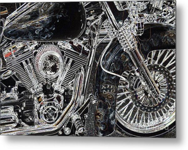 Gimmie The Keys  Metal Print