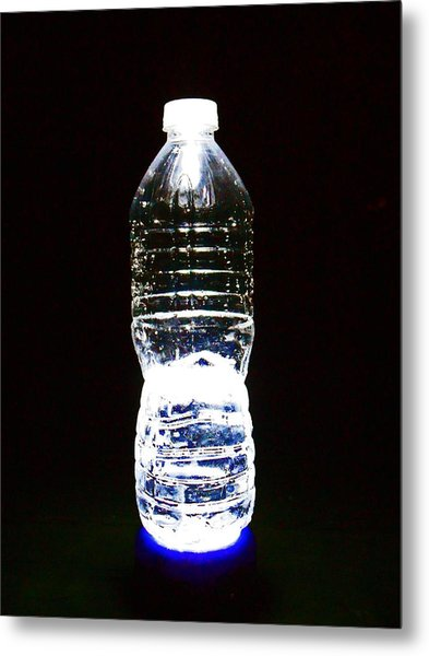 Glowing Thirst 1 Metal Print