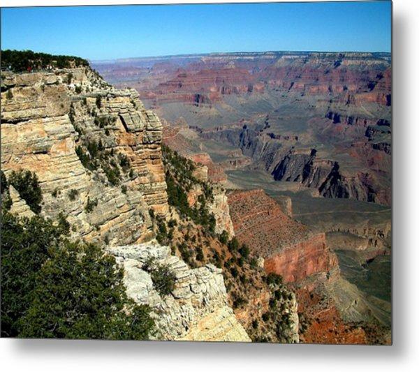 Grand Canyon B Metal Print by Dottie Gillespie