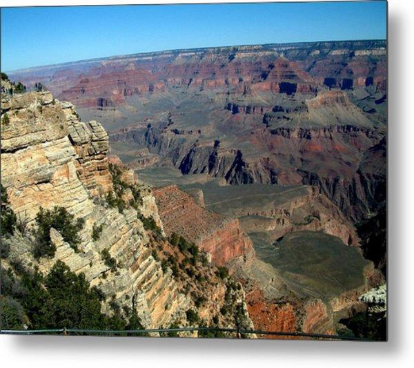 Grand Canyon Metal Print by Dottie Gillespie