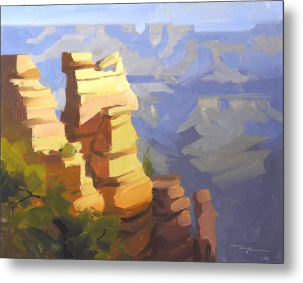 Grand Canyon Metal Print by Richard Robinson