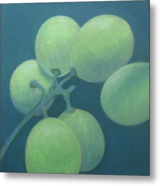 Grapes No. 15 Metal Print