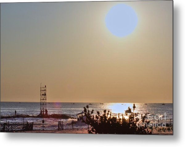 Hdr Seascape Oceanview Beach Beaches Summer Photos Pictures Photography Photo Pics Sea New Picture  Metal Print by Pictures HDR