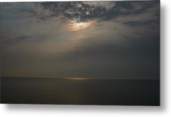Heaven's Light Metal Print by Michael Carrothers