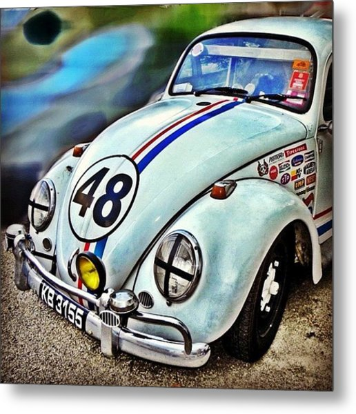 Herbie Goes To Chiang Mai 👀 Metal Print