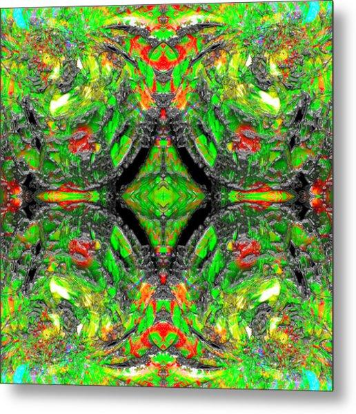 Hexatribe Metal Print by Christian Allen