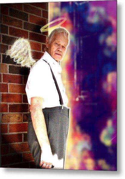 Holden.angelic 2 Metal Print