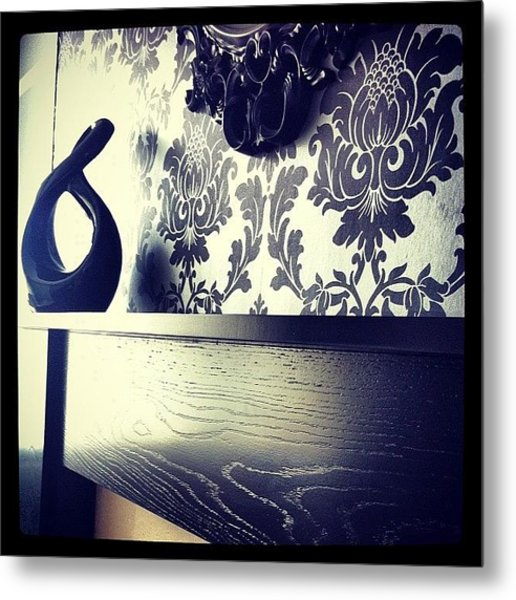 Homely Style Metal Print