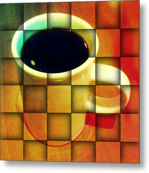 Hot Coffee 02 Metal Print