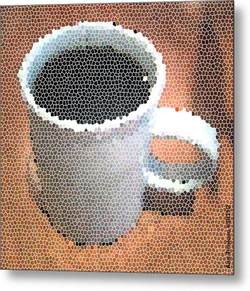 Hot Coffee 03 Metal Print