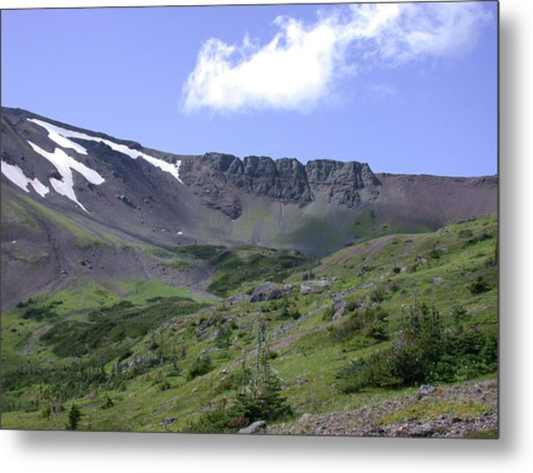 Hunters Basin Metal Print