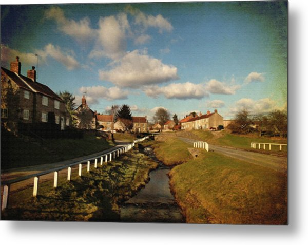 Hutton-le-hole Metal Print