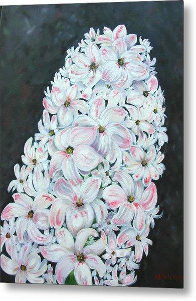 Hyacinth Metal Print