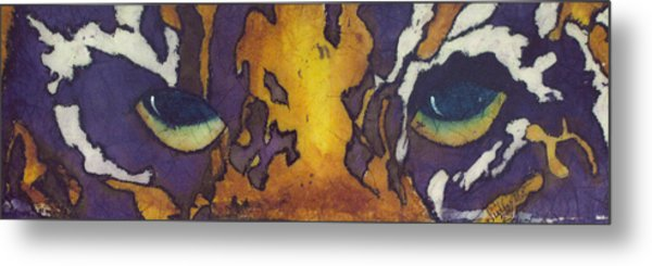 I Will Be Watching You Metal Print by Julliette Salter