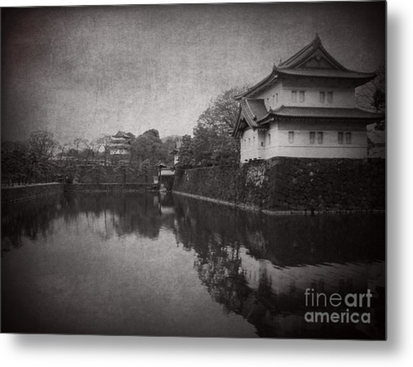 Imperial Palace Metal Print